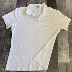 BURBERRY POLO - SIZE L